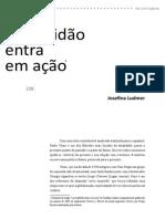16. OLHARES Josefina Ludmer - A Multidão Entra Em Ação