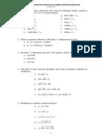 Lista de Exercícios Práticos 2014 (1)