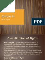 Article III PolSci