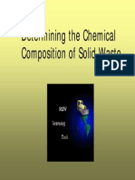 Exercise Chemcomposition