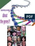 Presentation on introduction to Genetics