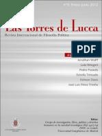 Las Torres de Lucca Nro 0 (Enero-junio 2012)