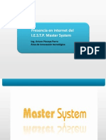 Servicios On-Line Institucional