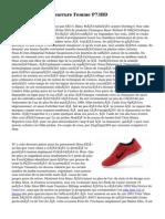 Nike Blazer Anti Fourrure Femme P73BD