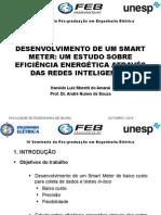 DESENVOLVIMENTO DE UM SMART METER