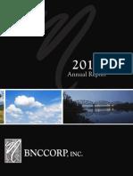 BNCC Annual Report