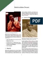Líderes de Sectas - Bhaktivedanta Swami