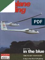 Sailplane and Gliding - Aug-Sep 2000 - 68 Pg