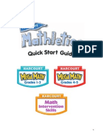 Quick Start Mathletics