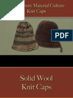 Male Dress - Knit Caps