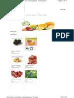 Sementes de Frutas