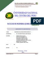 Informe Preparacion de Acido Acetico