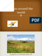 Plains Around the World