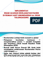 Implementasi 6 SKP