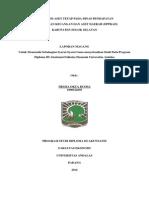 Akuntansi Aset Tetap Pada Dinas Pendapatan