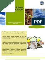 Clase Biología I