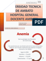 Anemia Modificado
