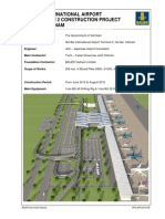 Noi Bai International Airport Termination 2 Construction Project