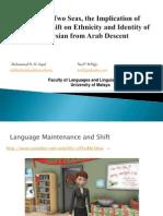 Language & Ethnic Identity.ppt