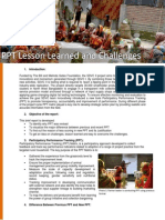 PPT Lesson Learned and Challenges