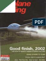 Sailplane and Gliding - Oct-Nov 2002 - 68 Pg