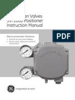 Masoneilan SVI1000 Digital Valve Positioner 2012 MANUAL RevA-0212 English