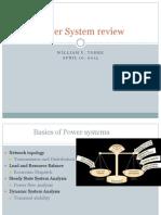 Cse291 Power Sys
