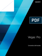 Vegaspro13 Keyboard Commands Esp