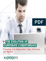 AST-0128312 the Evolution of Corporate Cyberthreats 2014
