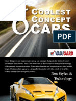 The 6 Coolest Concept Cars