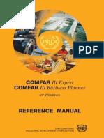 COMFAR III Reference Manual