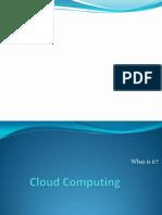 cloudd