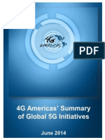 2014_4GA Summary of Global 5G Initiatives_ FINAL
