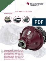 Diferenciales Serie 167E / 177E