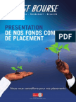 Presentation FCP CGFBourse
