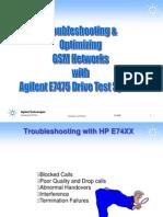 Troubleshooting & Optimizing GSM Networks