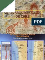 Sitios arqueológicos de Chile