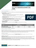 2011 Infonetics 2G 3G Optimization 4G SON Mkt Outlook Fcst Prospectus 111711