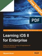 9781784391829_Learning_iOS_8_for_Enterprise_Sample_Chapter