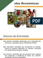 Actividades Económicas 1