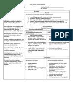 Unit Plan2 in Grade 1 English