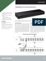 DKVM 440 Datasheet En