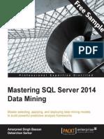 9781849688949_Mastering_SQL_Server_2014_Data_Mining_Sample_Chapter