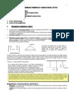 Ondas y Óptica - Física y Química 1º Bach