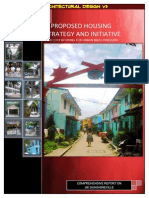 A Proposed Housing Strategy and Initiative Cover Page