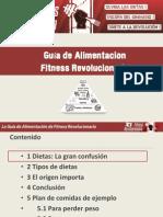 La Guía de Alimentación - Fitness Revolucionario - Copia