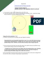 Physics 1, Lab18