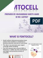 Femtocell Case Study..