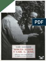Oldmeadow, Harry - Mircea Eliade y Carl G. Jung [20303] (r1.0)