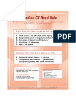 Cdr Ct head Poster